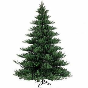 Albero di Natale artificiale Nordmann Alnwick 270 cm