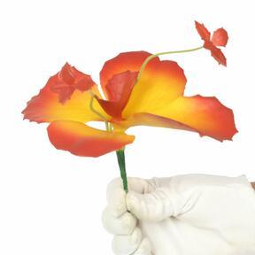 Fiore farfalla 20 cm