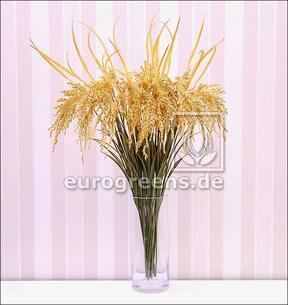 Ramo artificiale Riso seminato 75 cm